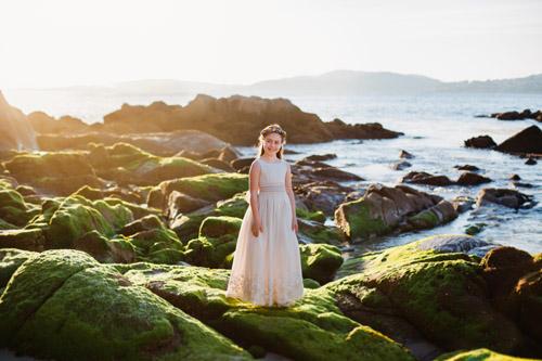 Primera comunión en Vigo | Lucia