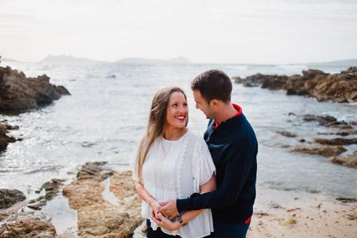 Maria + Javier | Preboda en Vigo