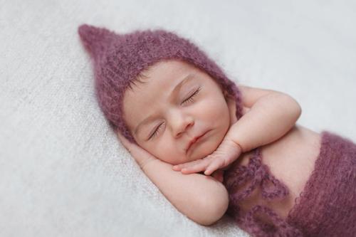 Noa, 9 días   Reportaje recién nacido en Vigo