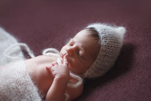 reportaje recien nacido en Vigo | Bruno, 8 dias
