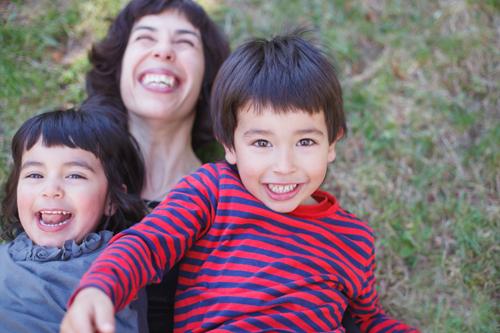 reportaje niños en vigo | Lian + Huma