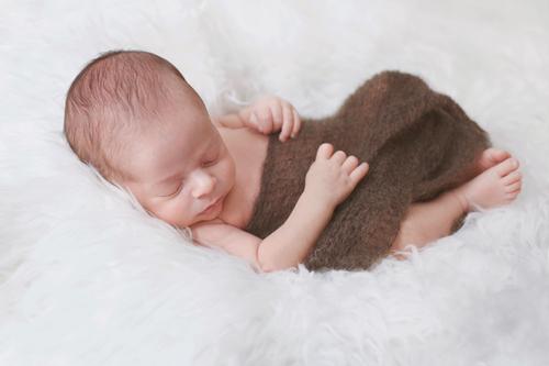 reportaje recien nacido en vigo | Hugo, 17 días