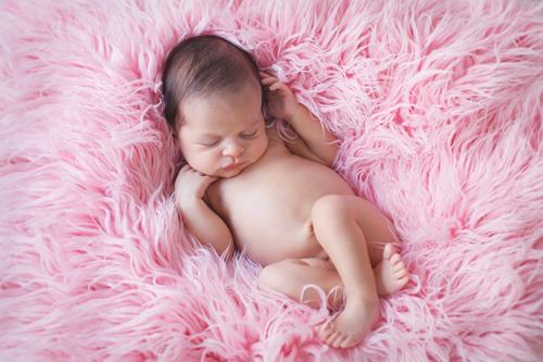 Reportaje recien nacido en vigo | Olivia, 12 días