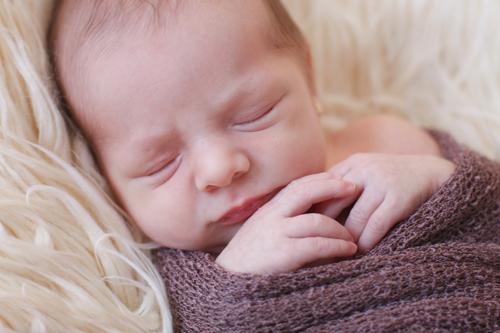Recién Nacido en Vigo | Leire, 8 días