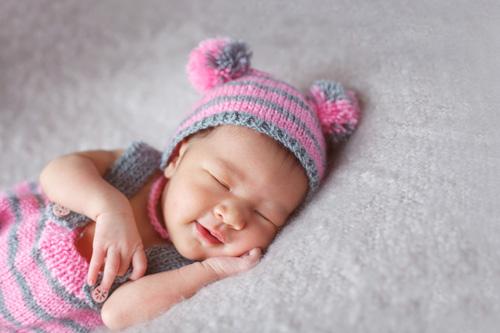 Sakura, recién nacido de sólo 8 días | newborn en Vigo