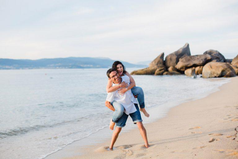 Preboda en la playa | Alexandra & Fran